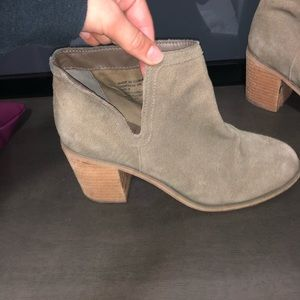 Urban Outfitters Brown Bootie